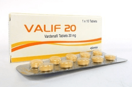 Valif 20mg Blister