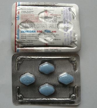 Zenegra Tablets