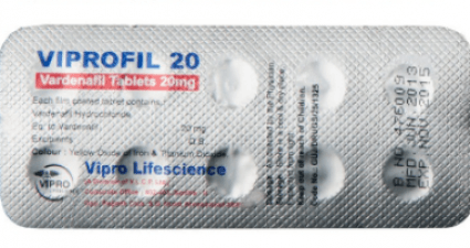 Viprofil 20mg Buying Guide