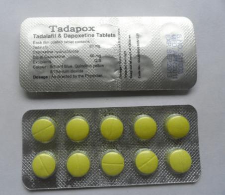 Tadapox Blister