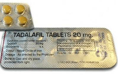 Tadalafil Generics 20mg Buying Guide