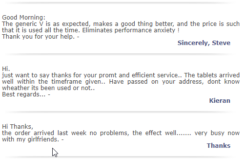 Texaschemist User Feedback