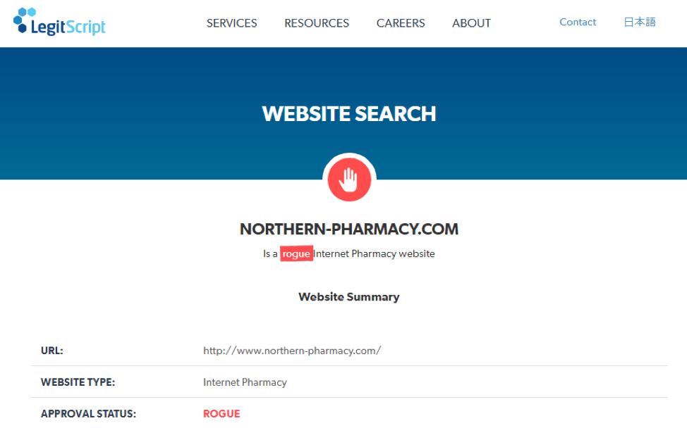 Northern-pharmacy.com