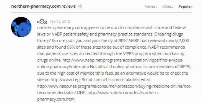 Northern-pharmacy.com