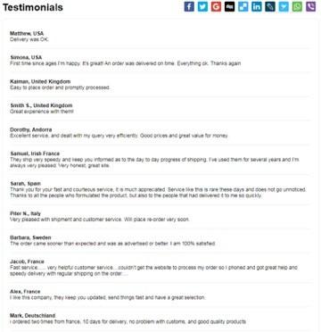 PharmacyMall Reviews